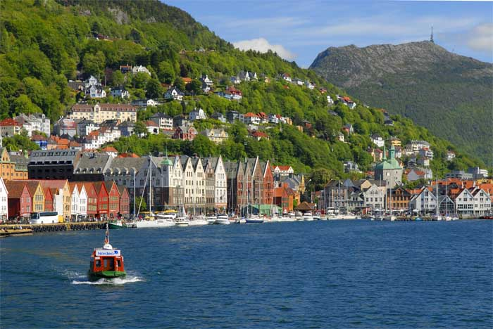 Photo of Vågen in Bergen